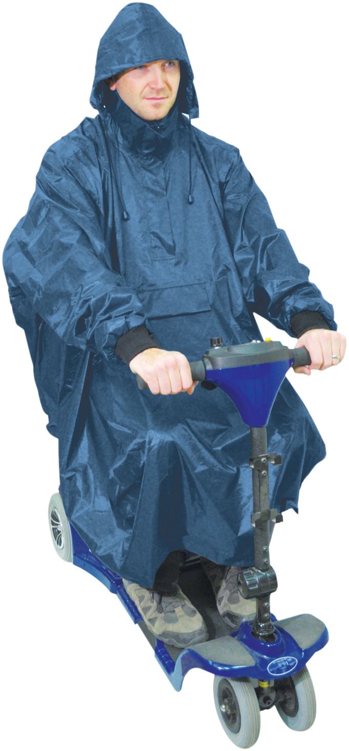 Deluxe Scooter Poncho Aidapt Mobility Aids & Independent
