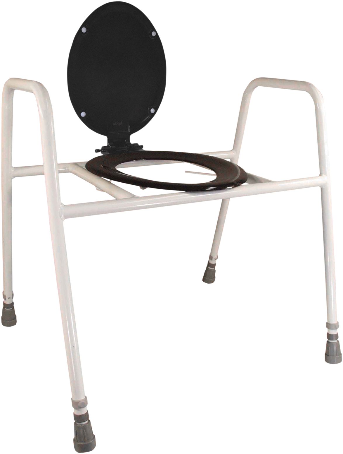 Solo Skandia Raised Toilet Frame With Seat And Lid Aidapt
