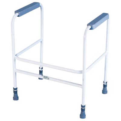 Ashford Height Adjustable Toilet Frame