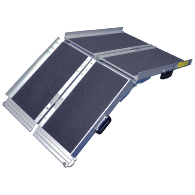 Folding Suitcase Ramp (Length (Collapsed) (mm) 630)