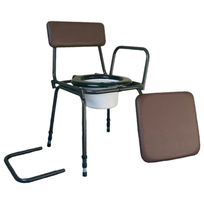 Surrey Height Adjustable Commode Chair (Gross Weight (Packaged) (kg) )