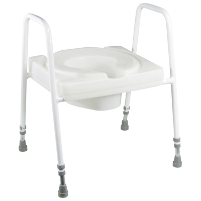 Ashby Lux Toilet Seat and Frame (Gross Weight (Packaged) (kg) )