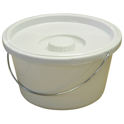 7.5L Commode Bucket and Lid (Gross Weight (Packaged) (kg) )
