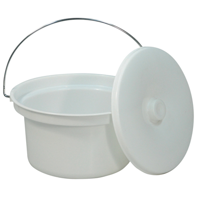 5 L Commode Bucket and Lid (Gross Weight (Packaged) (kg) )